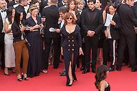 Susan Sarandon - CANNES 2016 - MONTEE DES MARCHES DU FILM 'MONEY MONSTER'