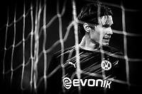 Marwin Hitz of Borussia Dortmund during the warm up prior to the Champions League Group Stage F day 1 football match between SS Lazio and Borussia Dortmund at Olimpic stadium in Rome (Italy), October, 200 Italy, 2020. Photo Andrea Staccioli / Insidefoto