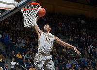 CAL Men's Basketball vs. UCLA, February 19, 2014