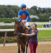 09/20/2018 - Lonesome Glory & William Entenmann Stakes