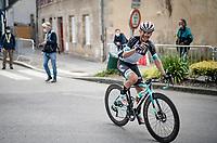 Esteban Chaves (COL/BikeExchange) still smiling post)race<br /> <br /> Stage 3 from Lorient to Pontivy (183km)<br /> 108th Tour de France 2021 (2.UWT)<br /> <br /> ©kramon