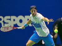 20-12-13,Netherlands, Rotterdam,  Topsportcentrum, Tennis Masters, Igor Sijsling (NED)<br /> Photo: Henk Koster
