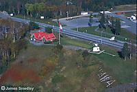 Aerial Photography of Algoma Region in Northern Ontario