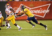 California Golden Bears vs USC Trojans October 13 2011