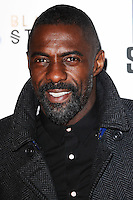 "Idris Elba<br /> at the ""100 Streets"" UK premiere, Bfi South Bank, London.<br /> <br /> <br /> ©Ash Knotek  D3195  08/11/2016"