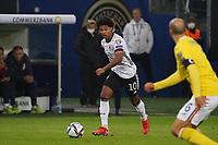 Serge Gnabry (Deutschland Germany) - Hamburg 08.10.2021: Deutschland vs. Rumänien, Volksparkstadion Hamburg