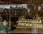 Harrell's Department Store Closes