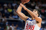 Real Madrid's player Felipe Reyes during match of Liga Endesa at Barclaycard Center in Madrid. September 30, Spain. 2016. (ALTERPHOTOS/BorjaB.Hojas)