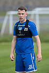 St Johnstone Training….29.06.19   McDiarmid Park, Perth<br />Kyle McClean<br />Picture by Graeme Hart.<br />Copyright Perthshire Picture Agency<br />Tel: 01738 623350  Mobile: 07990 594431