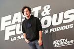 Francisco Nicolas Gomez Iglesias 'Pequeño Nicolás' during the photocall for the 'Fast & Furious 9' Madrid Premiere. June 17, 2021. (ALTERPHOTOS/Acero)