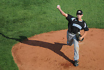 14 August 10: Winning Pitcher Jack Perkins throws in teh first inning ofr Ocala, Florida's 15-1 win in the Cal Ripken Babe Ruth World Series 12U Majors in Aberdeen, Maryland