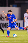 Diego Eli Moreira of Eastern SC (HKG) in action during the AFC Champions League 2017 Group G match between Eastern SC (HKG) and Kawasaki Frontale (JPN) at the Mongkok Stadium on 01 March 2017 in Hong Kong, China. Photo by Chris Wong / Power Sport Images