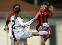 160821 Capital Women's Premier League Football - BNU v Western Suburbs