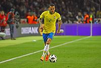 Dani Alves (Brasilien Brasilia) - 27.03.2018: Deutschland vs. Brasilien, Olympiastadion Berlin