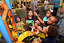 After 10 years of planning, the Louisiana Children's Museum holds its grand opening with Governor John Bel Edwards and many other officials and dignataries.