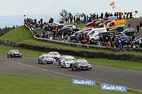 Round 5 of the 2021 British Touring Car Championship. #18 Senna Proctor. BTC Racing. Honda Civic Type R.