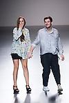 04.09.2012. Models walk the runway in the El Colmillo de Morsa fashion show during the EGO Mercedes-Benz Fashion Week Madrid Spring/Summer 2013 at Ifema. (Alterphotos/Marta Gonzalez)