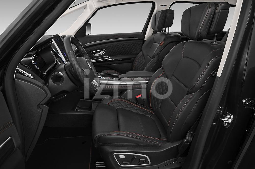 Front seat view of 2020 Renault Espace Initiale-Paris 5 Door Mini MPV Front Seat  car photos