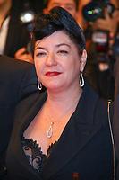 Lynne Ramsay, sur le tapis rouge pour la projection du film YOU WERE NEVER REALLY HERE, en competition lors du soixante-dixième (70ème) Festival du Film à Cannes, Palais des Festivals et des Congres, Cannes, Sud de la France, samedi 27 mai 2017. X - RED CARPET OF THE FILM 'YOU WERE NEVER REALLY HERE' AT THE 70TH FESTIVAL OF CANNES 2017