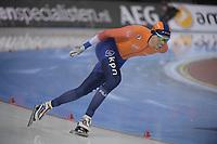 SPEEDSKATING: 13-02-2020, Utah Olympic Oval, ISU World Single Distances Speed Skating Championship, 5000m Men, Patrick Roest (NED), ©Martin de Jong
