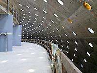 Switzerland, Ticino, Chiasso, Centro Ovale, Shopping Mall, Design, Architect Ostinelli