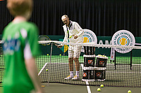 Rotterdam, The Netherlands, 14 Februari 2019, ABNAMRO World Tennis Tournament, Ahoy, <br /> Photo: www.tennisimages.com/Henk Koster