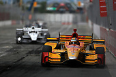Verizon IndyCar Series<br /> Honda Indy Toronto<br /> Toronto, ON CAN<br /> Sunday 16 July 2017<br /> Ryan Hunter-Reay, Andretti Autosport Honda<br /> World Copyright: Phillip Abbott<br /> LAT Images<br /> ref: Digital Image abbott_toronto_0717_8731