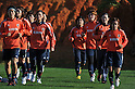 Algarve Women's Football Cup 2012, Japan Team Training