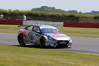 Rounds 3,4 & 5 of the 2020 British Touring Car Championship. #80 Tom Ingram. Ginsters EXCELR8 with TradePriceCars.com. Hyundai i30N.