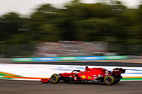 10th September, September 2021; Nationale di Monza, Monza, Italy; FIA Formula 1 Grand Prix of Italy, Free practise and qualifying for sprint race:  16 Charles Leclerc MON, Scuderia Ferrari Mission Winnow