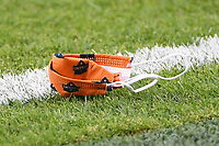 KANSAS CITY, UNITED STATES - AUGUST 25: Houston Dynamo face mask  a game between Houston Dynamo and Sporting Kansas City at Children's Mercy Park on August 25, 2020 in Kansas City, Kansas.