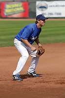 Austin Yount - Ogden Raptors (2009 Pioneer League)..Photo by:  Bill Mitchell/Four Seam Images..