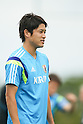Football/Soccer: Japan national team training session in Florida