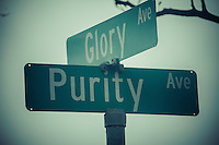 Glory and Purity