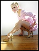 Great dancer's legs