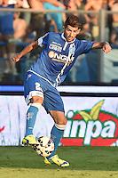 Elseid Hisaj Empoli <br /> Empoli 13-09-2014 Stadio Carlo Castellani, Football Calcio Serie A Empoli - AS Roma. Foto Andrea Staccioli / Insidefoto