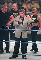 Triple H Road Dogg XPAC Sable Vince McMahon 1999                                                   Photo By John Barrett/PHOTOlink