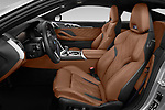 Front seat view of 2020 BMW M8 M8-Competition 2 Door Coupe Front Seat  car photos