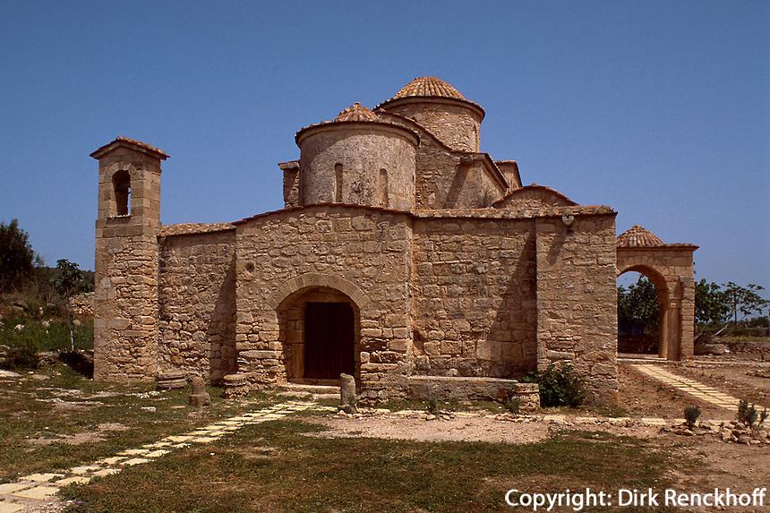 Zypern (Nord), Panagia Kanakaria bei Boltasli