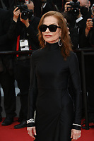 CANNES, FRANCE. July 7, 2021: Isabelle Huppert at the Everything Went Fine Premiere at the 74th Festival de Cannes.<br /> Picture: Paul Smith / Featureflash