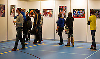 21-12-13,Netherlands, Rotterdam,  Topsportcentrum, Tennis Masters, 60 secconds<br /> Photo: Henk Koster