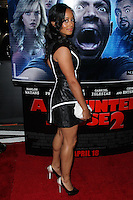 """LOS ANGELES, CA, USA - APRIL 16: Essence Atkins at the Los Angeles Premiere Of Open Road Films' """"A Haunted House 2"""" held at Regal Cinemas L.A. Live on April 16, 2014 in Los Angeles, California, United States. (Photo by Xavier Collin/Celebrity Monitor)"""