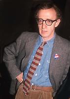 #Woody Allen 1982<br /> Photo By John BarrettPHOTOlink.net / MediaPunch