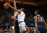 Berkeley, CA - November 16th, 2016:  CAL Men's Basketball 's 75-65 victory over UC Irvine at Haas Pavilion.