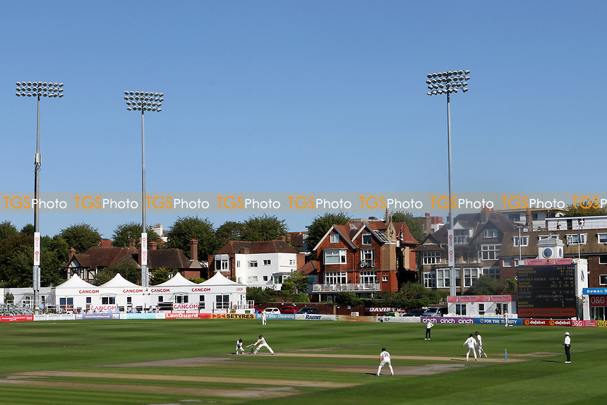 General view of The 1st Central County Ground at Hove during Sussex CCC vs Middlesex CCC, LV Insurance County Championship Division 3 Cricket at The 1st Central County Ground on 7th September 2021