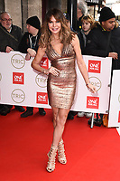 Lizzie Cundy<br /> arriving for theTRIC Awards 2020 at the Grosvenor House Hotel, London.<br /> <br /> ©Ash Knotek  D3561 10/03/2020