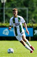 LEEK - Voetbal, Pelikaan S - FC Groningen , voorbereiding seizoen 2021-2022, oefenduel, 03-07-2021, FC Groningen speler Luciano Valente