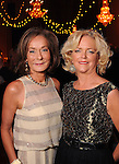 Melanie Gray and Chree Boydston at the SPA's Forever Paris Gala at the Wortham Theater Saturday March 29, 2014.(Dave Rossman photo)