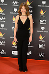 Maria Adanez attends to the Feroz Awards 2017 in Madrid, Spain. January 23, 2017. (ALTERPHOTOS/BorjaB.Hojas)