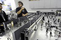 - State University of Milan, open doors day for educational guidance<br /> <br /> - Università Politecnico di Milano, laboratori del Dipartimento di Fisica